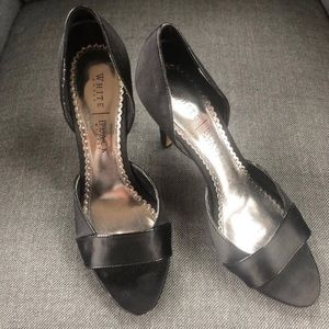 White House Black Market Heels Size 9M